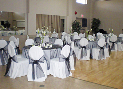 Hall Rental - Wedding